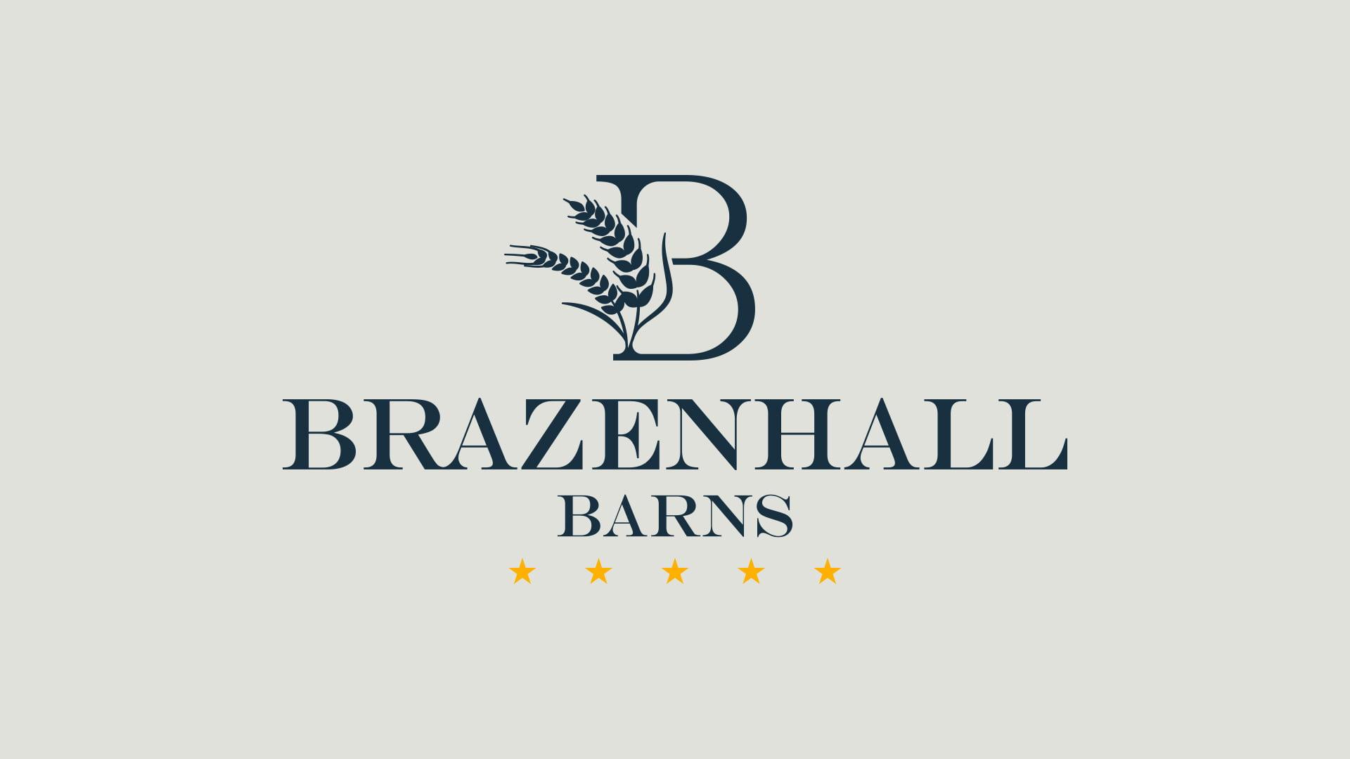 Brazenhall Barns Logo