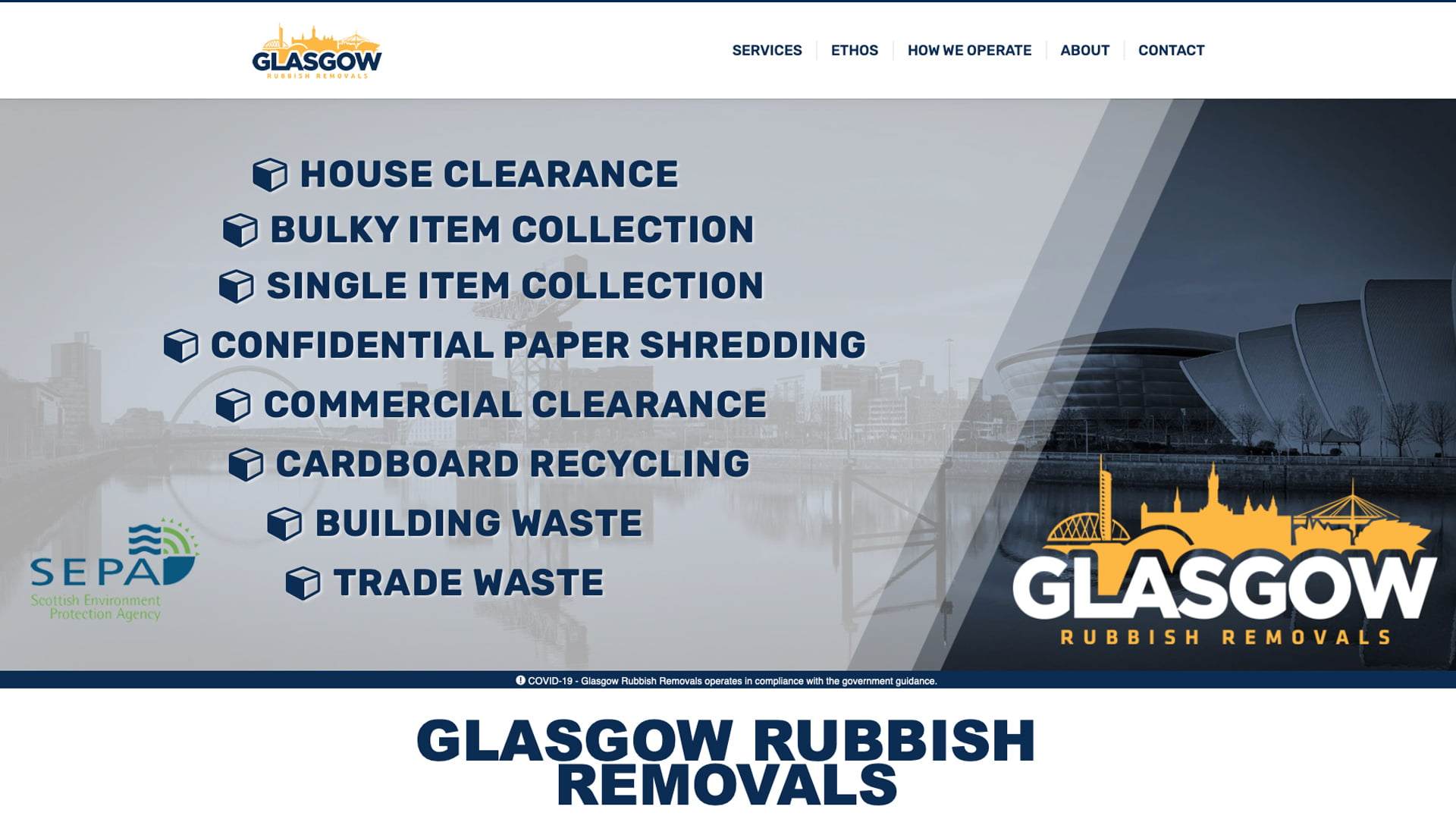 Glasgow Rubbish Removals