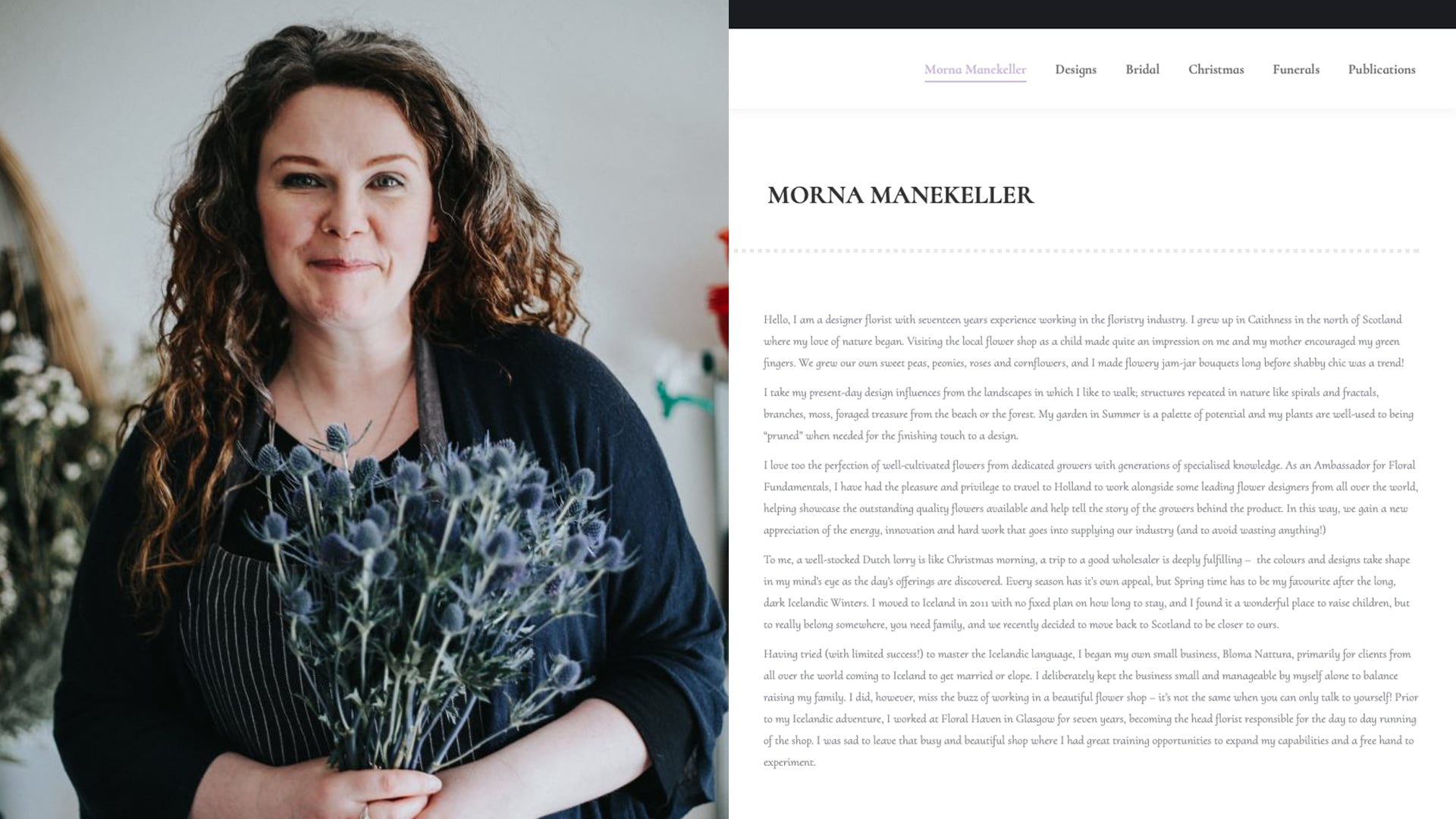 Morna Manekeller - Florsts
