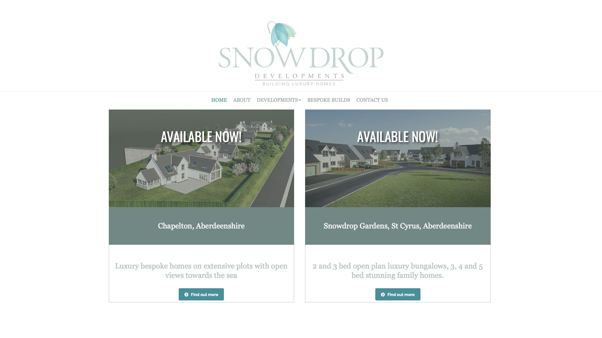 Snowdrop Developments - Building Contractors